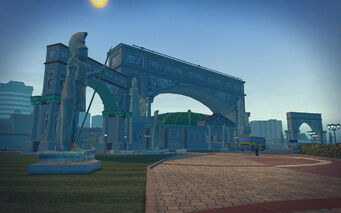 Amberbrook in Saints Row 2 - Buy Jove