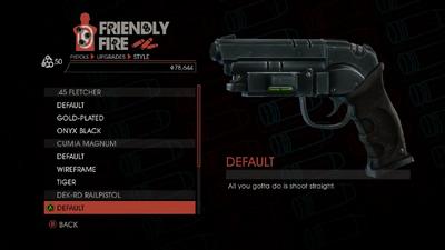 Weapon - Pistols - Heavy Pistol - DEK-RD Railpistol - Default
