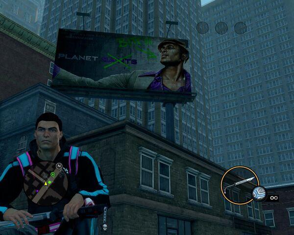 File:Planet Saints billboard vandalised as Planet Bitch.jpg