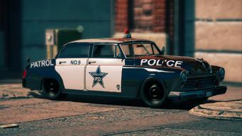 Gunslingerp Police
