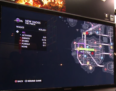 Gat out of Hell Gameplay Demo 0257 Hood - The Pride, Store - Sinterpol Armory