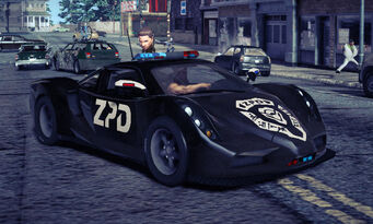 Peacemaker in Saints Row IV
