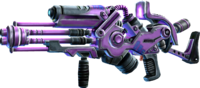 SRIV Rifles - Alien Rifle - Dominator - Saints Purple