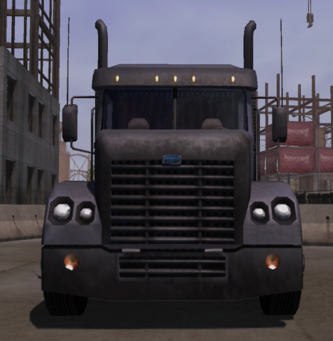 Peterliner - front in Saints Row