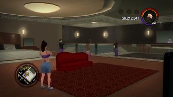 Downtown Loft - interior bedroom
