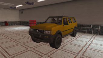 Saints Row variants - Traxx Master - Offroad - front left