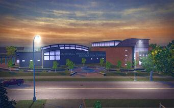New Hennequet - Marshall Winslow Recreation Center