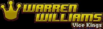 Saints of Rage boss title warren