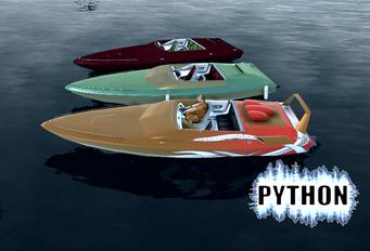 3 Python variants