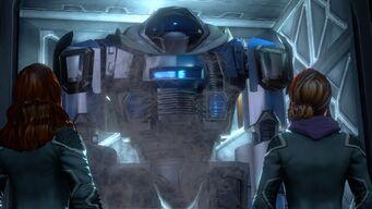 SR4 Mech Suit