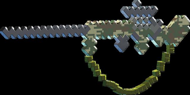 File:SRIV Special - Sniper Rifle - Block Gun - Camoblock.png