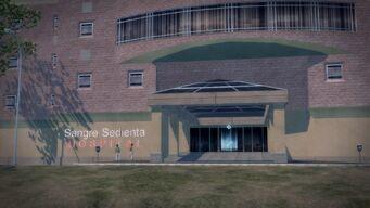 Sangre Sedienta Hospital (2)