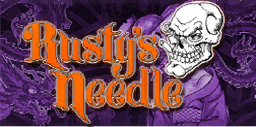 Rusty's needle2 SRTT sign