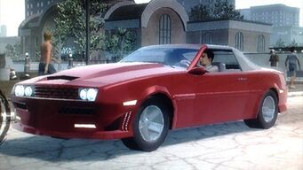 Magma - front left in Saints Row 2