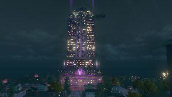 Safeword skyscraper