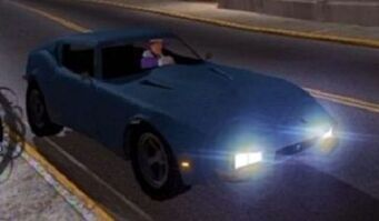 Venom Classic - front right with lights in Saints Row