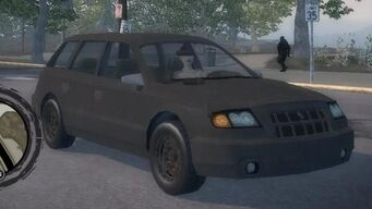 Komodo - front right in Saints Row 2