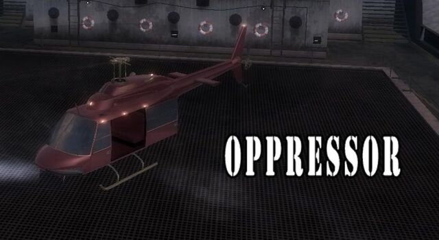 File:Oppressor - Brotherhood variant with logo on cargo ship after The Enemy of my Enemy.jpg