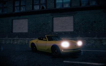 Rattler - Viceking variant - front right with lights in Saints Row IV