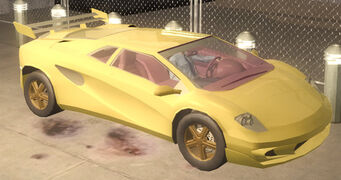Attrazione in Saints Row 2 - front right