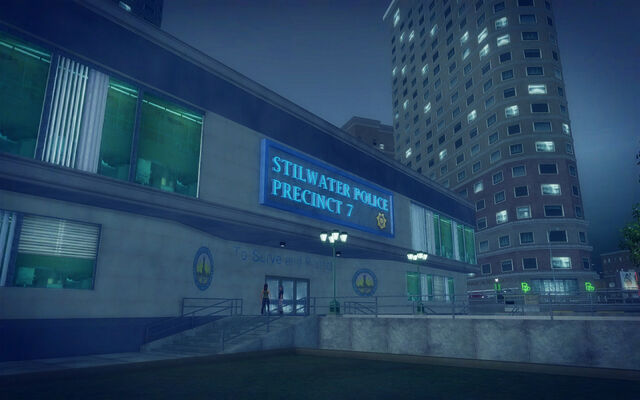 File:Adept Way in Saints Row 2 - Stilwater Police Precinct 7 police station.jpg