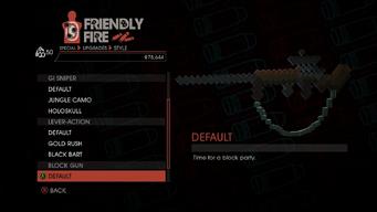 Weapon - Special - Sniper Rifle - Block Gun - Default