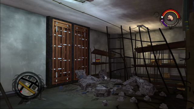 File:Interior of of the evidence room in the Barrio Police Station.png