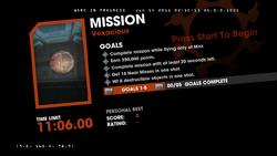 Saints Row Money Shot Mission objectives - Vexacious