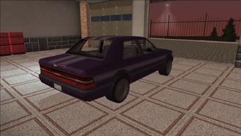Saints Row variants - Destiny - Gang 3SS lvl1 - rear right