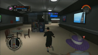 Wardill Airport Interior vending machines in Saints Row