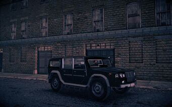 Bulldog - front right at night in Saints Row IV