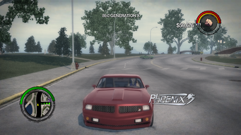 Phoenix - front in Saints Row 2