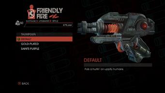 Weapon - Shotguns - Thumpgun - Thumpgun - Default
