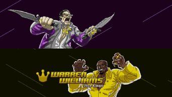 Johnny Gat Vs Warren Williams