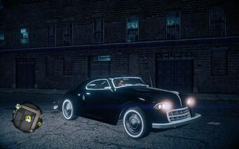 Lightning - customised - front right with lights in Saints Row IV