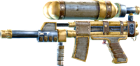 SRIV Rifles - Burst Rifle - Soakmaster - Steampunk