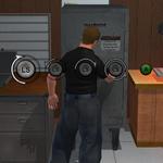 Theft - safecracking combo - down clockwise half circle