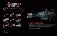 Heavy Minigun in Saints Row IV