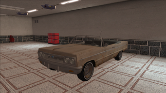 Saints Row variants - Compton - Beater - front left