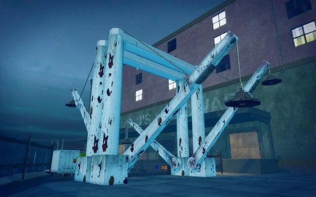 File:Fox Drive in Saints Row 2 - dock equipment.jpg
