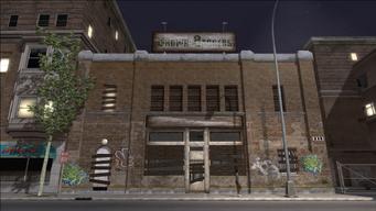 Abandoned Storefront - storefront