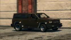 Kayak - Ultimate - front right in Saints Row The Third