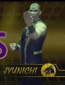 Jyunichi - Fight Club intro screen in Saints Row IV