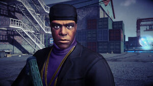 Julius Little Saints Row IV Homie
