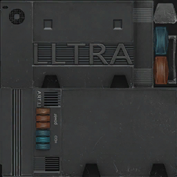 Kinzie ULTRA harddrive d