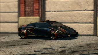 Wraith - front right in Saints Row The Third