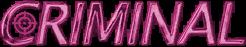 Criminal - Genkibowl pink variant logo