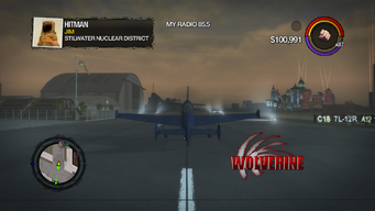 Wolverine - rear in Saints Row 2