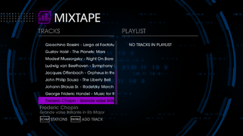 Klassic 102.4 - Saints Row IV tracklist - bottom