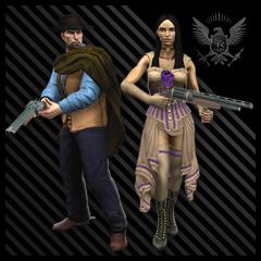 Ui dlc pack gunslinger
